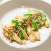 Wintermenü - Ceviche, eins von vier